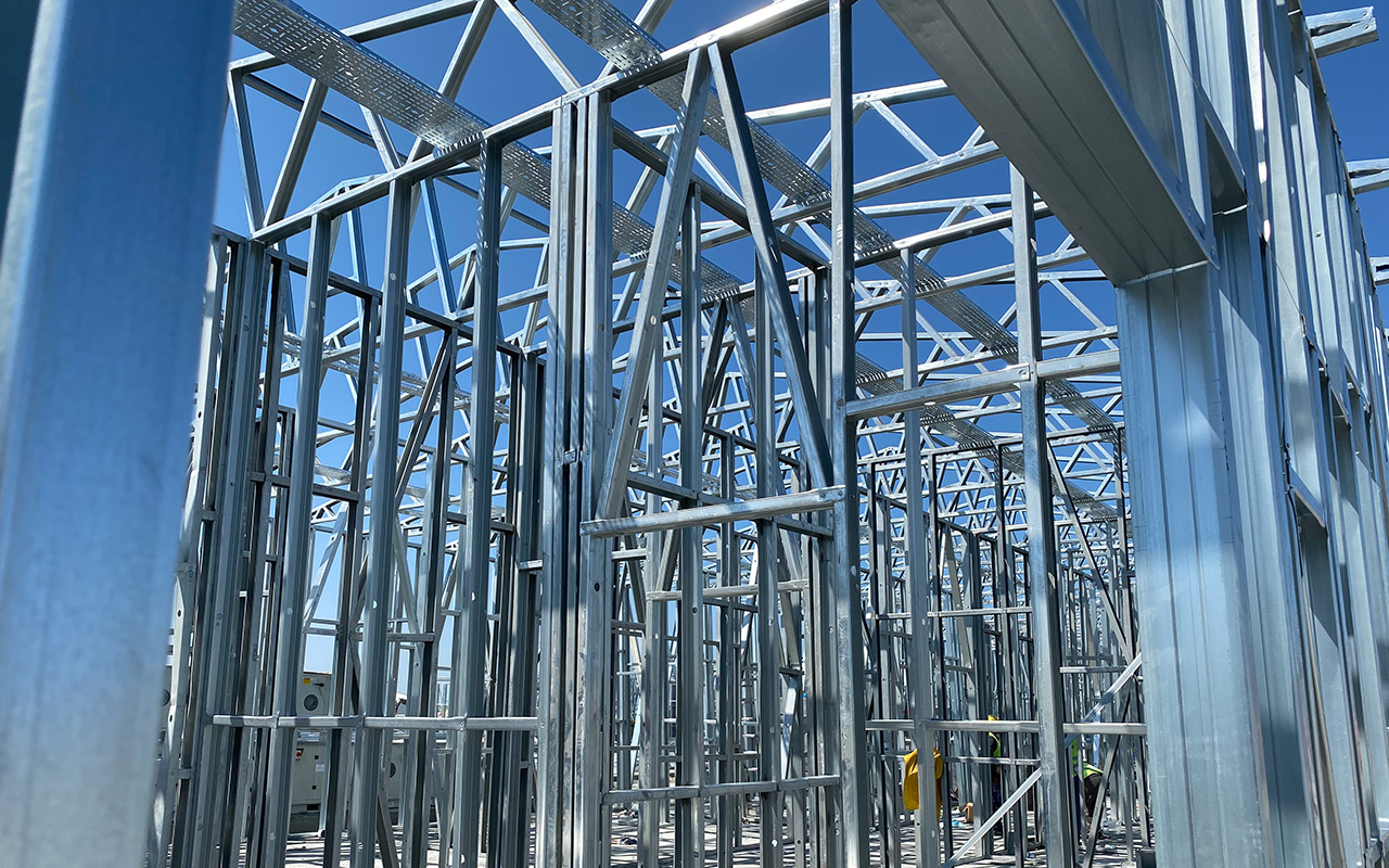 Aterko focuses on complete, trouble-free and timely delivery of the work with its prefabricated, container, light steel and structural steel products.
