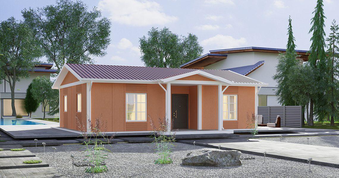 131 BERGAMA83 m² • [3+1]