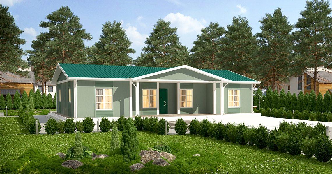 141 GÖREME140 m² • [4+1]