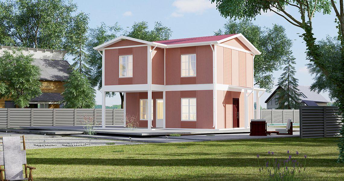 ANAVARZA116 m² • [3+1]