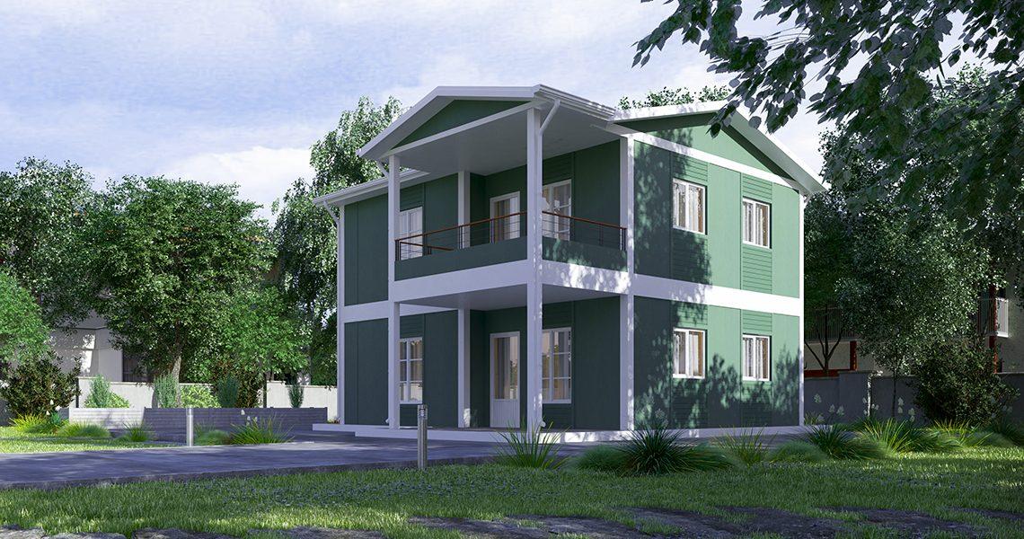 HEVSEL135 m² • [3+1]